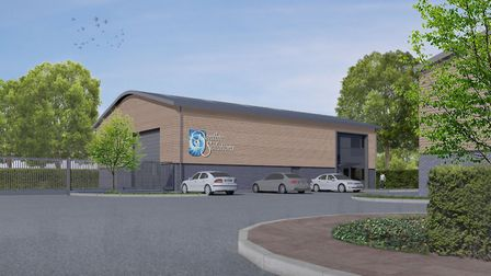 A CGI image of a proposed development from Hoveton-based marine consultancy Benthic Solutions. Pictu