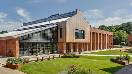 "The Britten Building at Gresham's school is the venue for the north Norfolk heat of a ""Rotary Young"