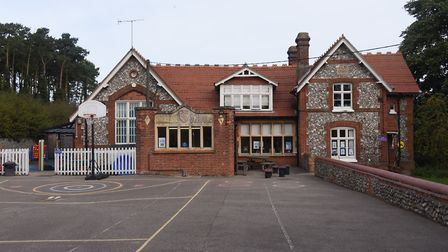 Kelling Primary School has received a Good Ofsted report. Picture: DENISE BRADLEY