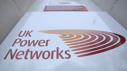 Engineers from UK Power Networks are working hard to restore power to homes across north Norfolk. Ph