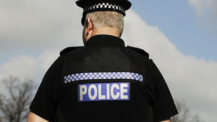 Police were called to an attempted burglary in North Walsham.. Picture: Ian Burt.