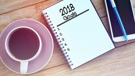 New Year's Goals.