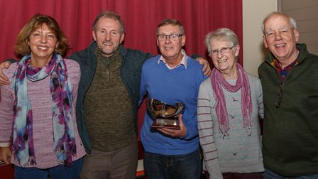 The North Norfolk Photographic Society contingent at the Cambridge Digital Interclub competition. Fr