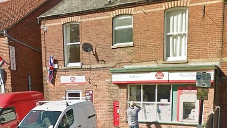 The Stalham Post Office. Picture: Google Street View