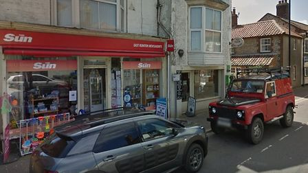 The East Runton Tearooms and newsagents. Picture: Google Street View.