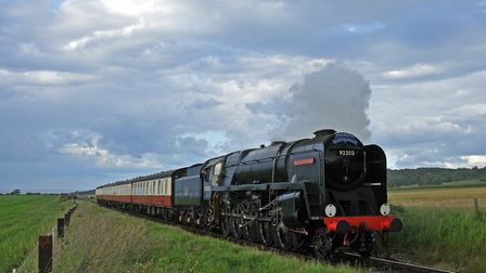 The Black Prince. Picture: Copyright Bryan Toovey