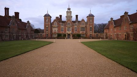 Blickling Hall was given to the National Trust by it's former owner Lord Lothian. Picture: Mark Bul