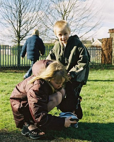 Picture shows: Submitted image to reflect child poverty.Laura Payne | End Child Poverty | 8 Wakley S