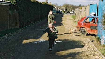 Picture shows: Submitted image to reflect child poverty.Picture shows generic picture of child pover