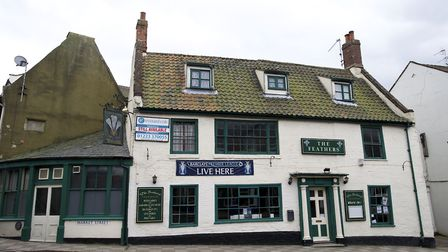 The former Feathers Pub in North Walsham.Picture: MARK BULLIMORE