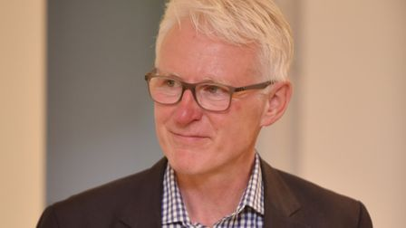 North Norfolk MP Norman Lamb. Byline: Sonya Duncan Copyright: Archant 2017