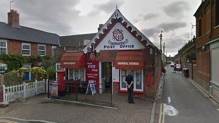 Mundesley Post Office. Picture: Google StreetView