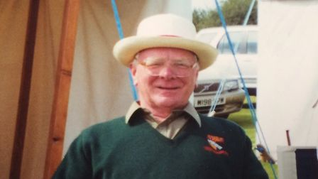 Tributes paid to David Armstrong. Pictures: Supplied by Gail Armstrong