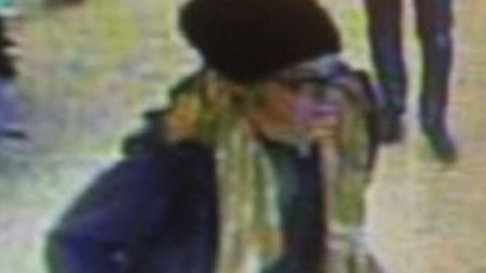 Do you know this woman? Picture: Norfolk police