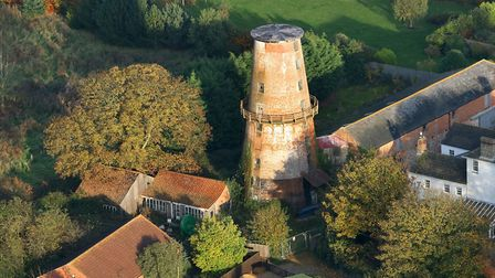 Time running out to save Sutton mill. Picture: Mike Page
