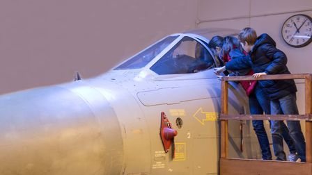 A new and improved radar museum opens for Easter. Pictures: Greg Hayman