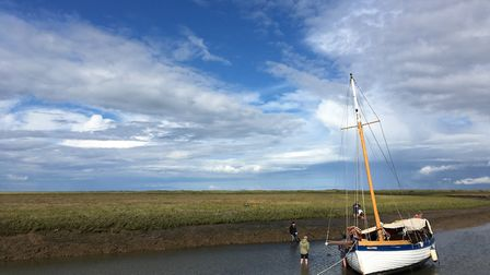 Plans have been published to improve public access along the north Norfolk coast. Picture: Andrew St