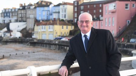 The new North Norfolk District Councillor leader John Lee. Picture: DENISE BRADLEY