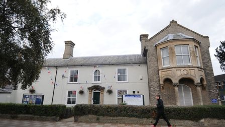 The former North Walsham Town Council offices where Wetherspoon plans to open a new pub/restaurant.