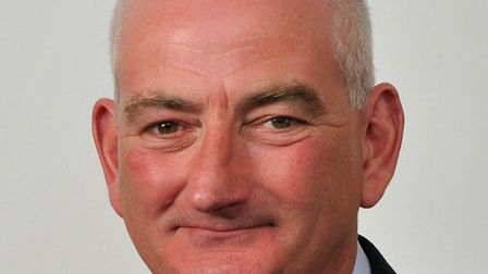 Councillor John Lee will take over as leader of the NNDC Conservative group. Picture: North Norfolk