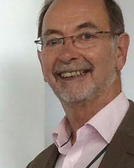 Richard Price, Conservative candidate for South Smallburgh. Pic: Norfolk Conservatives.