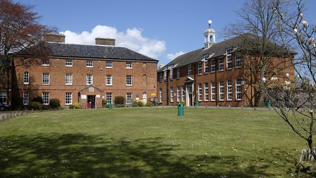 Paston College in North Walsham is offering new courses. Picture: MARK BULLIMORE