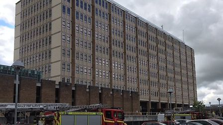 The plans were approved at County Hall in Norwich. Picture: Stuart Anderson