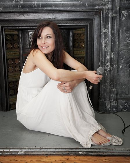 Jo Harrop will perform at this year's Holt Festival. Picture: COURTESY OF THE HOLT FESTIVAL