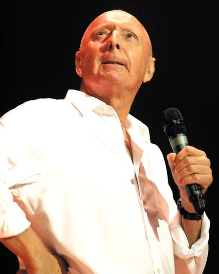 Jasper Carrott will perform at this year's Holt Festival. Picture: COURTESY OF THE HOLT FESTIVAL
