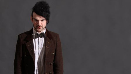 Colin Cloud will perform at this year's Holt Festival. Picture: MICHAEL GRAHAM/COURTESY OF THE HOLT