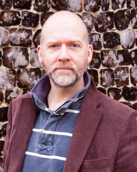 Stash Kirkbride is artistic director of this year's Holt Festival. Picture: RACHEL WRIGHT