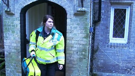 CFRs. Picture: East of England ambulance trust