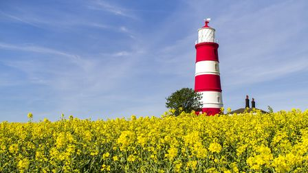 Happisburgh Lighthouse. Picture: Paul Macro