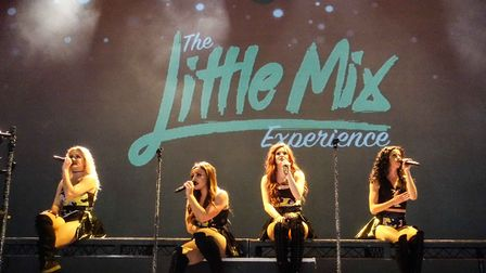 The Little Mix Experience. Picture: Cosmic Exposure