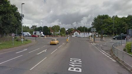 The A149 North Walsham Bypass/ B1150 Norwich Road junction will be closed for four night. Picture: G