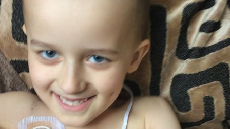 Harry Addy needs specialist treatment not available on the NHS. Pictures: Supplied by Melanie Addy