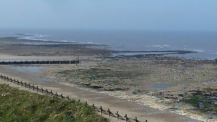 The Cromer Shoal Chalk Beds MCZ. Picture: North Norfolk District Council
