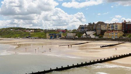 Cromer from the pier Photo: Lesley Buckley