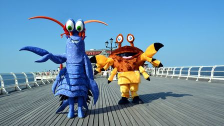 Crab and lobster festival: Pictures:Chris Taylor/ Andreas Yiasimi