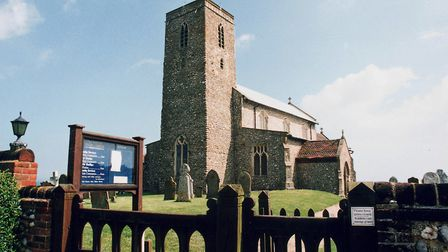 The concert will take place at All Saints Church at Beeston Regis. Picture: ARCHANT LIBRARY