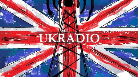 Logo for the new radio station in New York. Pictures: supplied by Nigel Pearce
