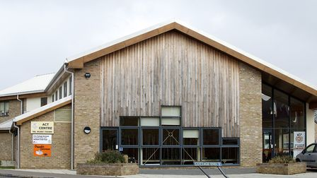 The discussion group will be at the ACT, Aylsham Care Trust, centre. Picture: MARK BULLIMORE