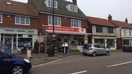West Runton Village Store is closing for a refurb. Pictures: David Bale