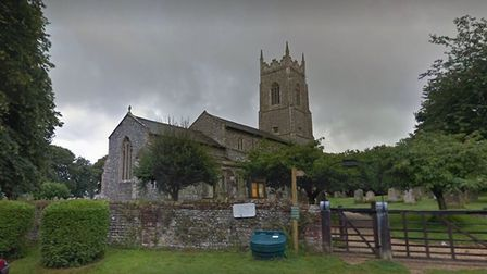 St Mary's Church in Northrepps. Picture: GOOGLE STREETVIEW