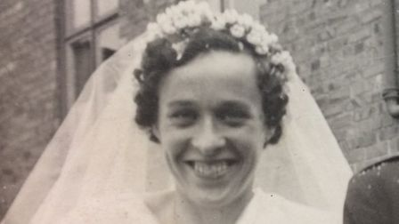 Civilians that died in WW2 air raid. Peggy Boughen was just 22. Pictures: Supplied by Brian Farrow