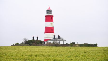 It's 30 years since Happisburgh Lighthouse was saved by community action. Picture: Ian Burt