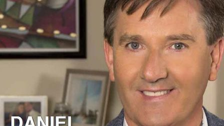 Daniel O'Donnell. Photo: supplied by Norwich Theatre Royal