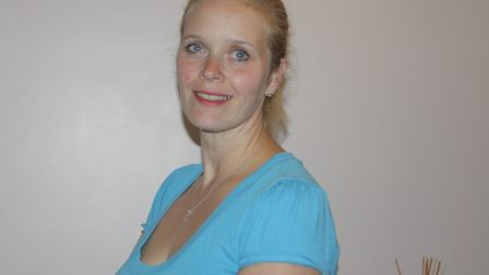 Nicola Fleming after her weight loss journey. Picture: Nicola Fleming