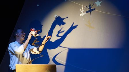 Norwich Puppet Theatre's The Steadfast Tin Soldier will be among the acts at this year's Holt Festiv