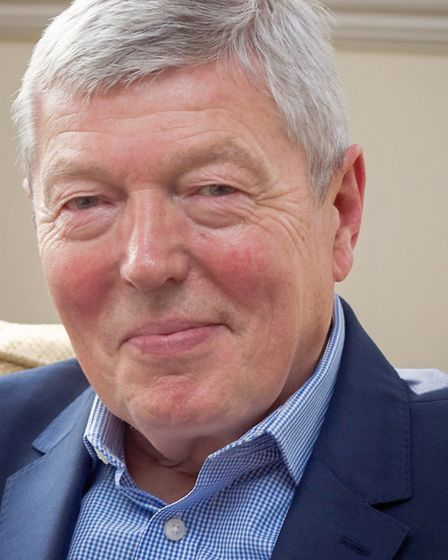 Alan Johnson will be among the guests at this year's Holt Festival. Picture: SUPPLIED BY HOLT FESTIV